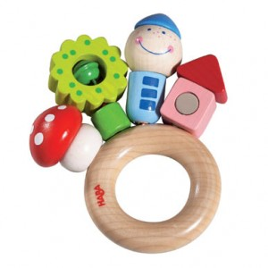 Haba Pixies World clutching toy