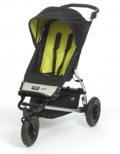 Mountain Buggy Swift Single Stroller